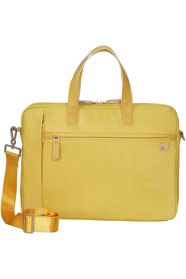 Samsonite Eco Wave Bailhandle  15.6inch Golden Yellow