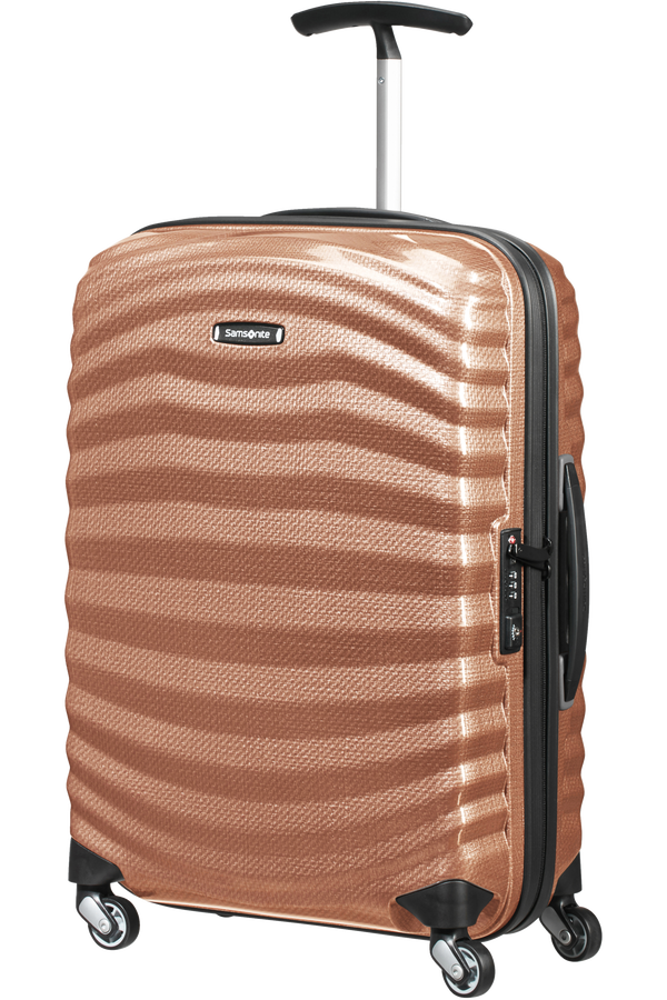 Samsonite Lite-Shock Spinner 55cm  Copper Blush