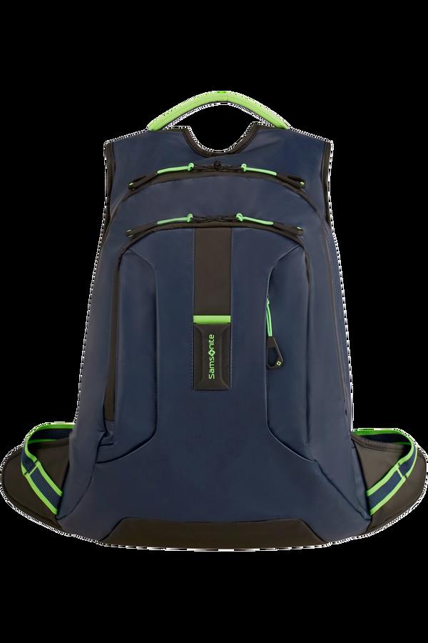 Samsonite Paradiver Light Laptop Backpack L  Night Blue/Fluo Green