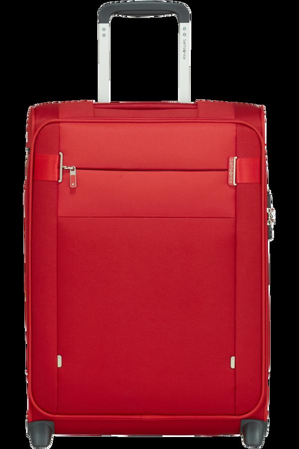 Samsonite Citybeat Upright 55cm  Red