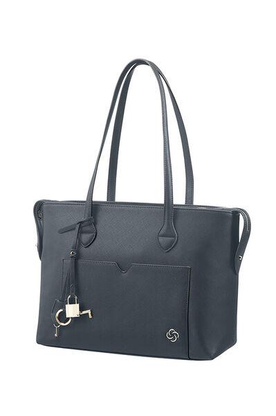 Miss Journey Shopping bag Denim Grey