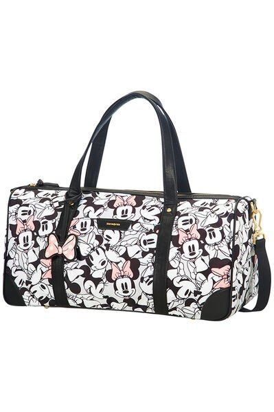 Disney Forever Duffle Bag Minnie Pastel