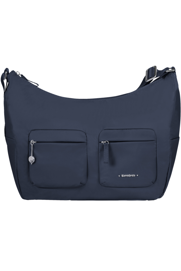 Samsonite Move 3.0 Should. Bag 2 Pock. M+  Dark Blue