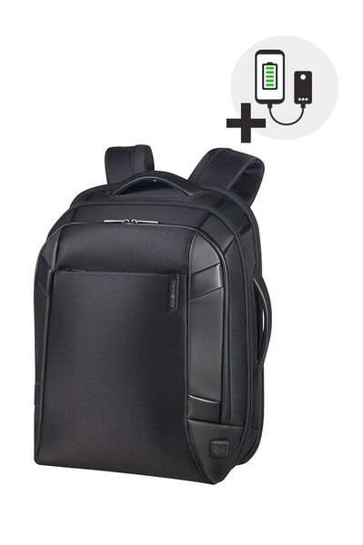 X-Rise Laptop Backpack + Power Bank included M