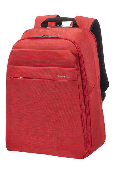 Network² Laptop Backpack Ruby Red