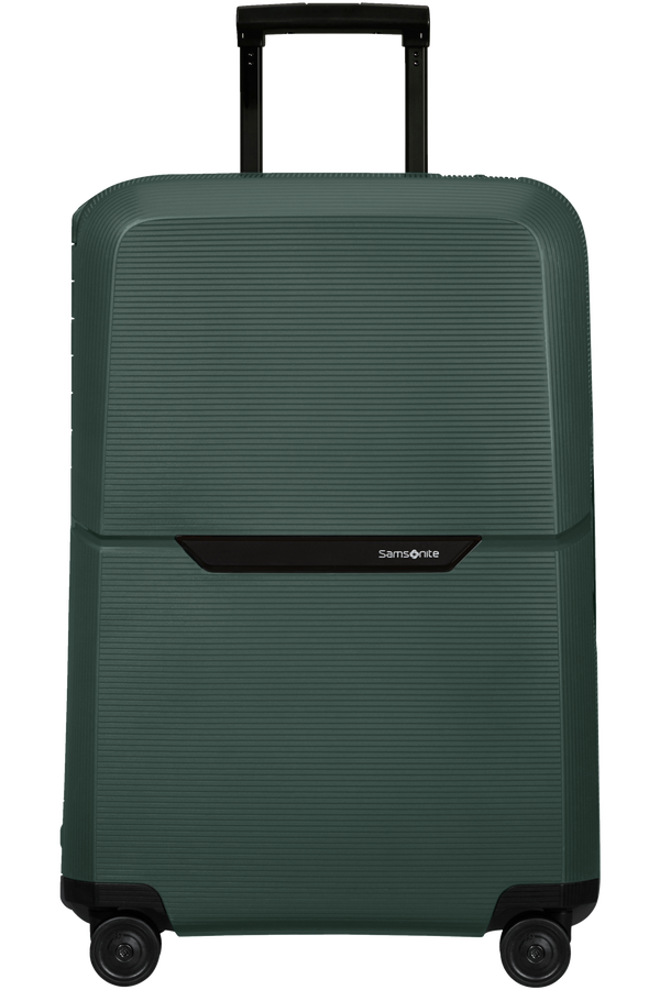 Samsonite Magnum Eco Spinner 69cm  Forest Green