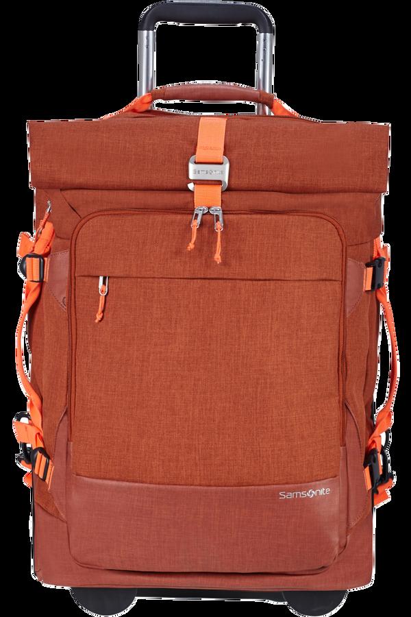 Samsonite Ziproll Duffle/Wh 55/20 Backpack  Burnt Orange