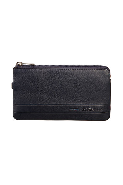 Outline SLG Wallet Dark Blue/Light Blue