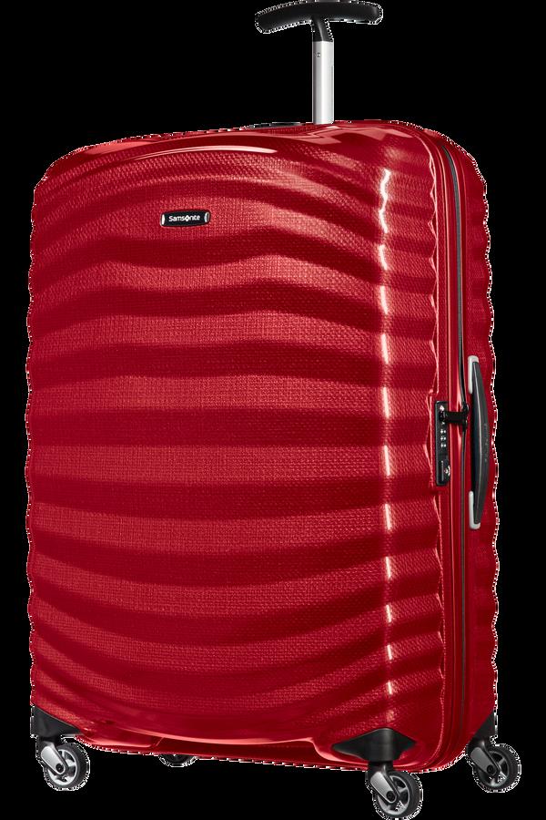 Samsonite Lite-Shock Spinner 75cm  Chili red