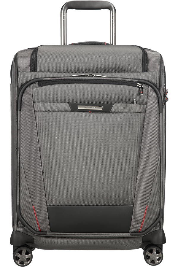 Samsonite Pro-Dlx 5 Mobile Office Spinner Quickaccess 56cm  Magnetic Grey