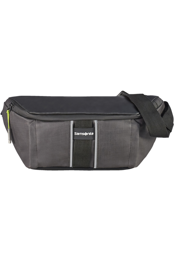 Samsonite 2WM Waist Bag  Black