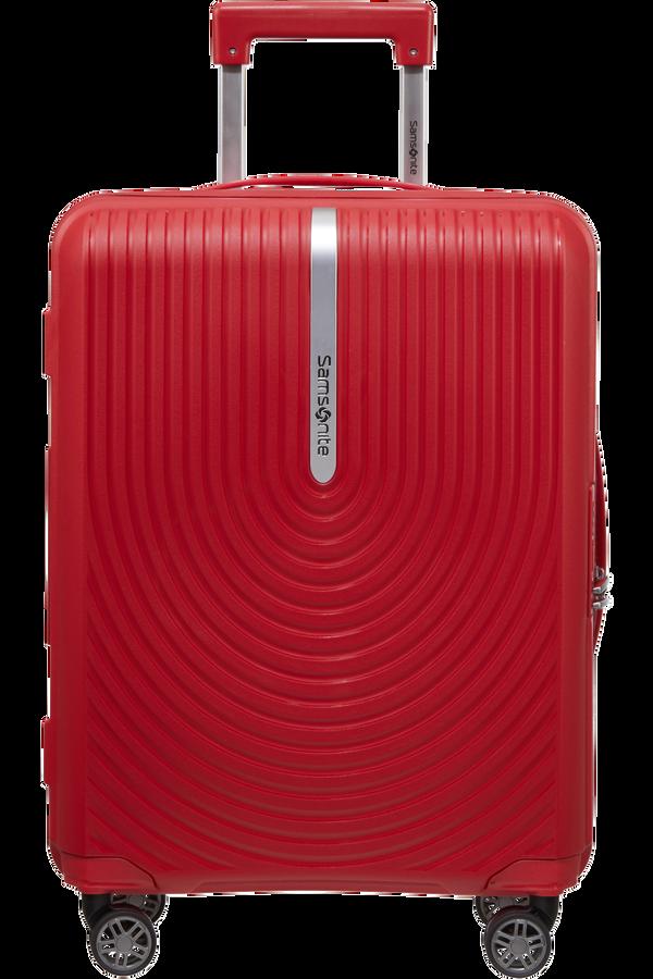 Samsonite Hi-Fi Spinner Expandable 55cm  Red