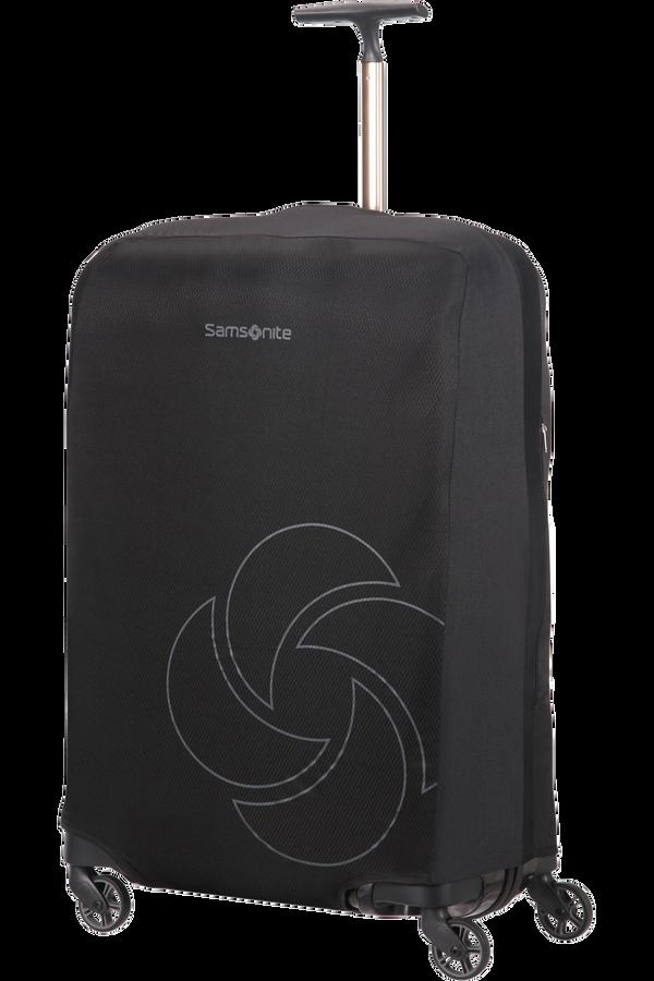 Samsonite Global Ta Foldable Luggage Cover M/L Black