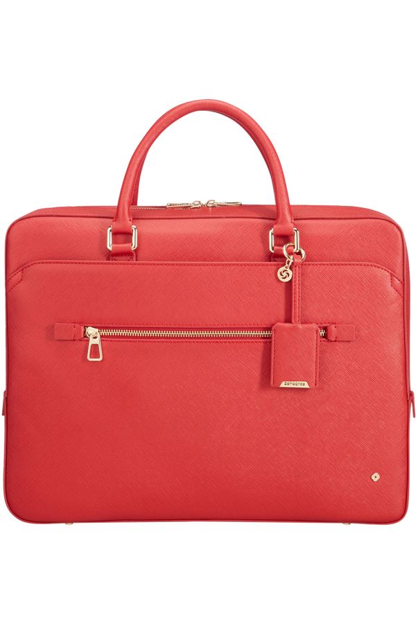 Samsonite Lady Becky Bailhandle  15.6inch Red