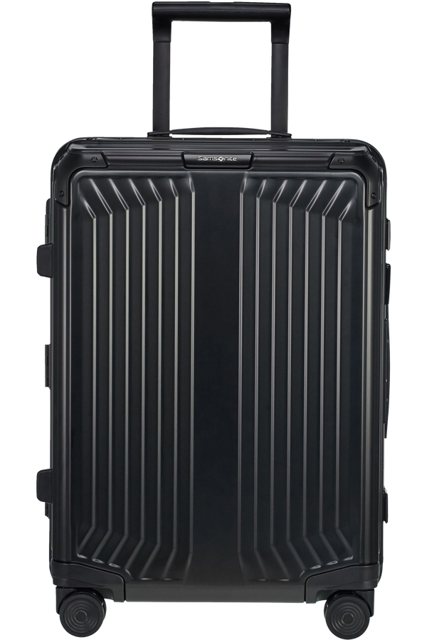 Samsonite Lite-Box Alu Spinner 55cm  Black