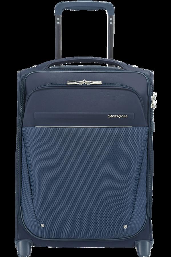 Samsonite B-Lite Icon Upright Underseater USB 45cm  Dark Blue