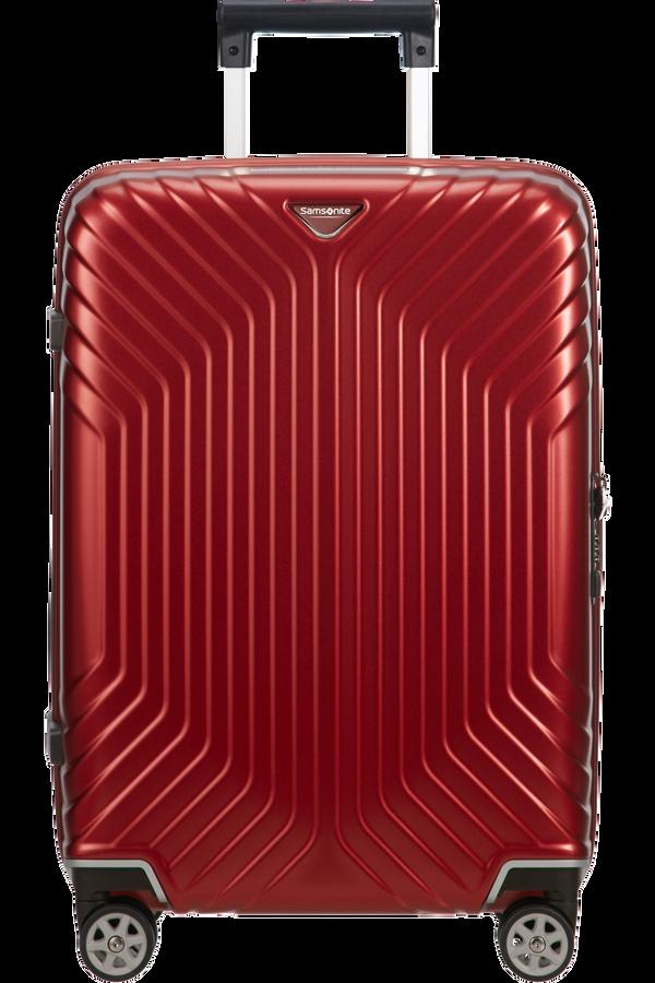 Samsonite Tunes Spinner 55cm  Matte Deep Red