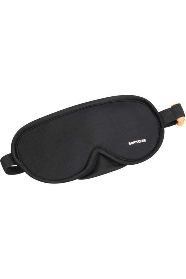 Samsonite Global Ta Eye Mask and Earplugs  Black
