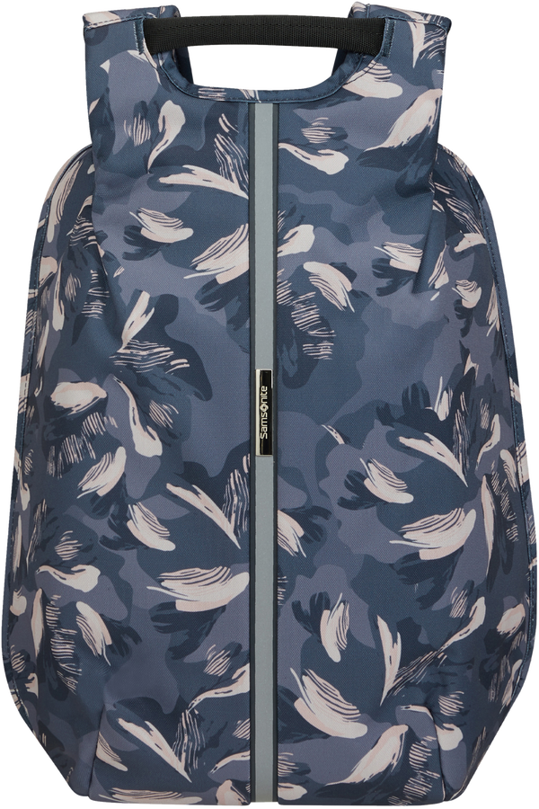 Samsonite Securipak S Laptop Backpack Print 14.1'  Deep Blue/Camo