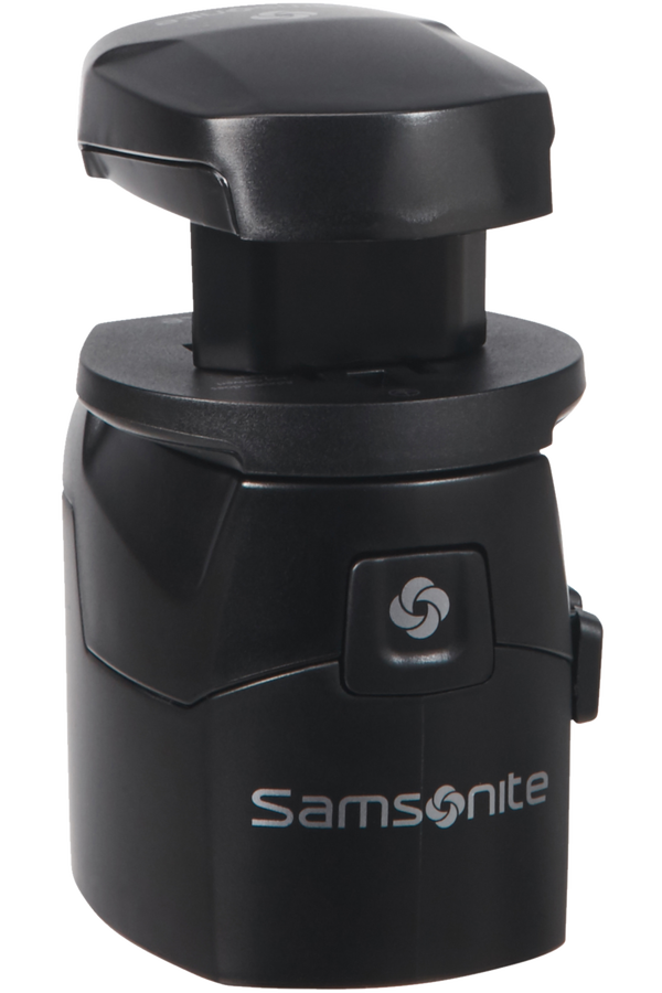 Samsonite Global Ta Worldwide Adapter + USB Black
