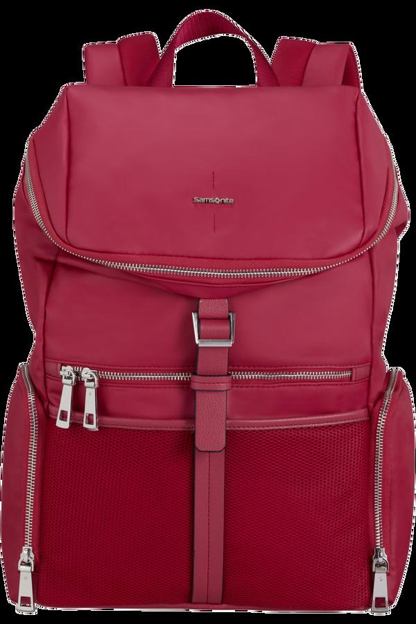 Samsonite Activ-Eight Top Open. Backpack 14.1'  Magenta