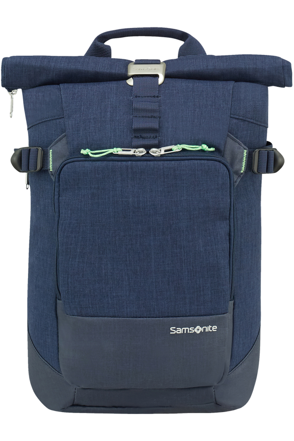 Samsonite Ziproll Laptop Backpack S  Night Blue