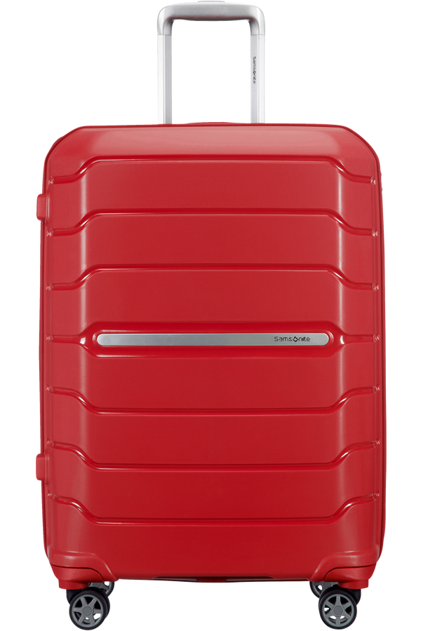 Samsonite Flux Spinner Expandable 68cm  Red