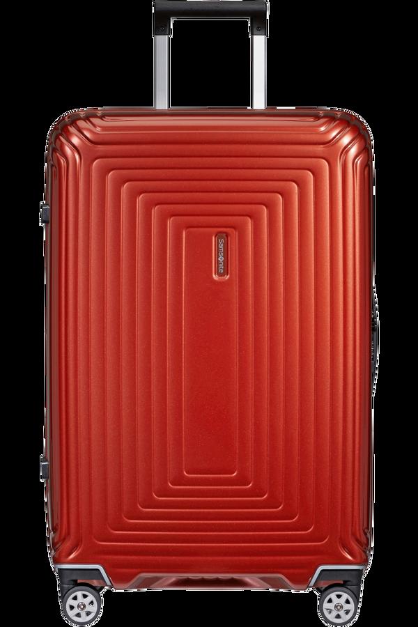 Samsonite Neopulse Spinner 69cm  Metallic Intense Red