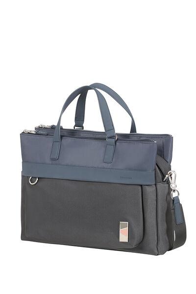 Pow-Her Briefcase
