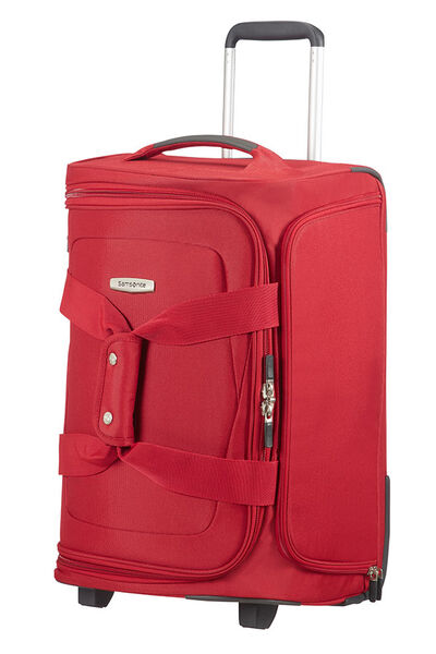Spark SNG Duffle with wheels 55cm Red