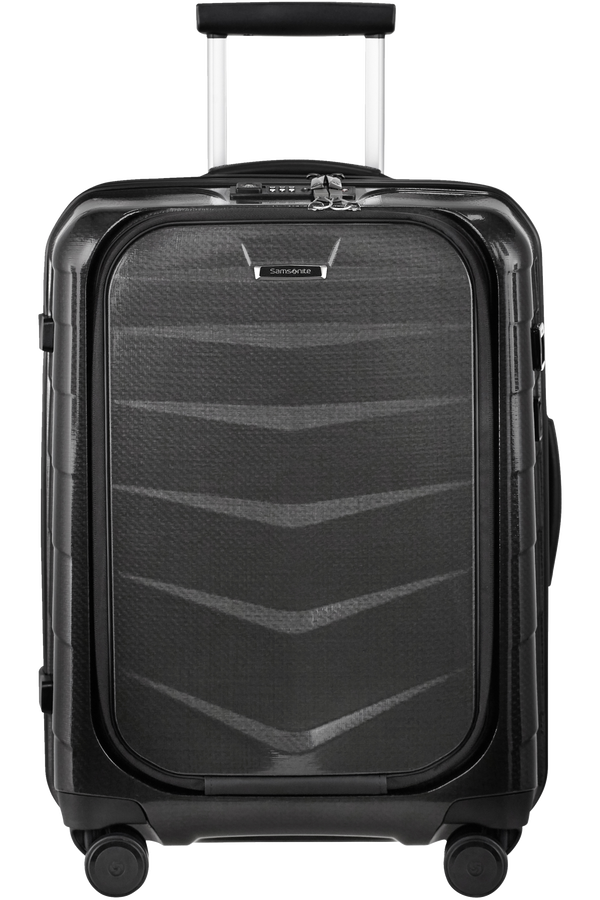 Samsonite Lite-Biz Spinner USB 55cm  Black
