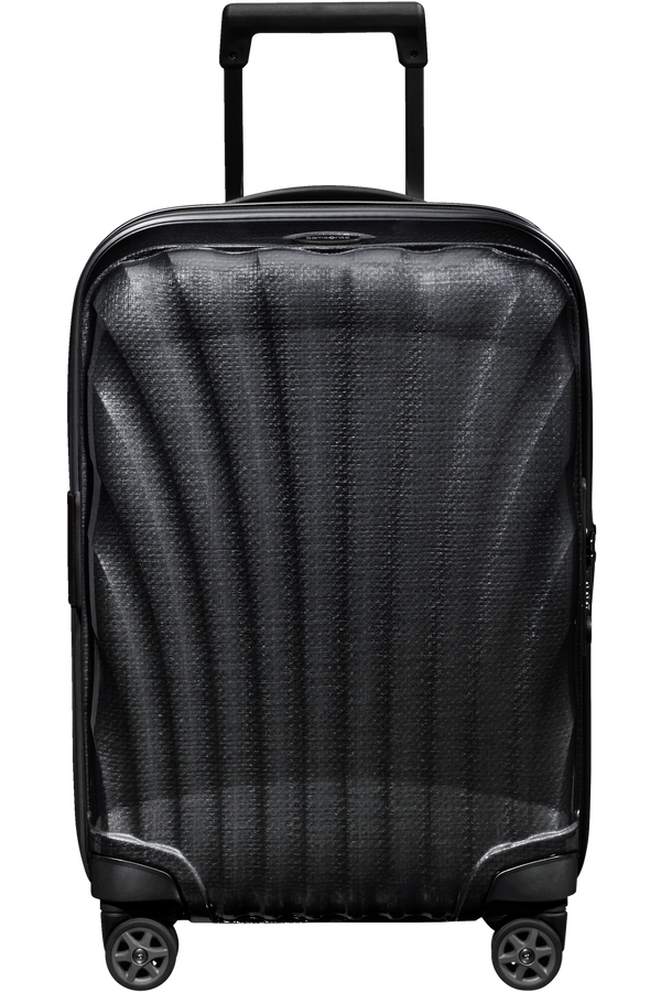 Samsonite C-Lite Spinner Expandable 55cm  Black