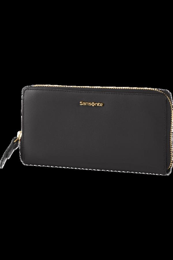 Samsonite Classic Lady Slg Wallet  Black