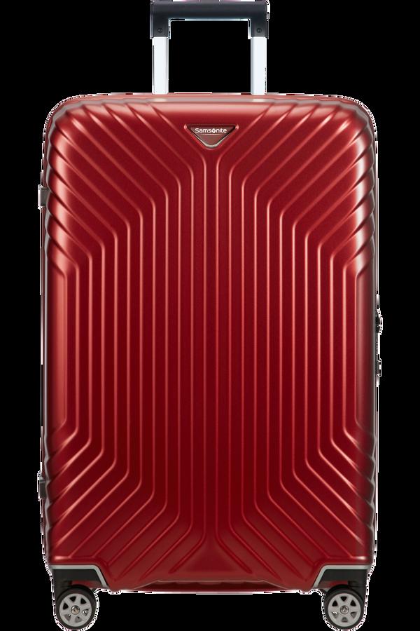 Samsonite Tunes Spinner 69cm  Matte Deep Red