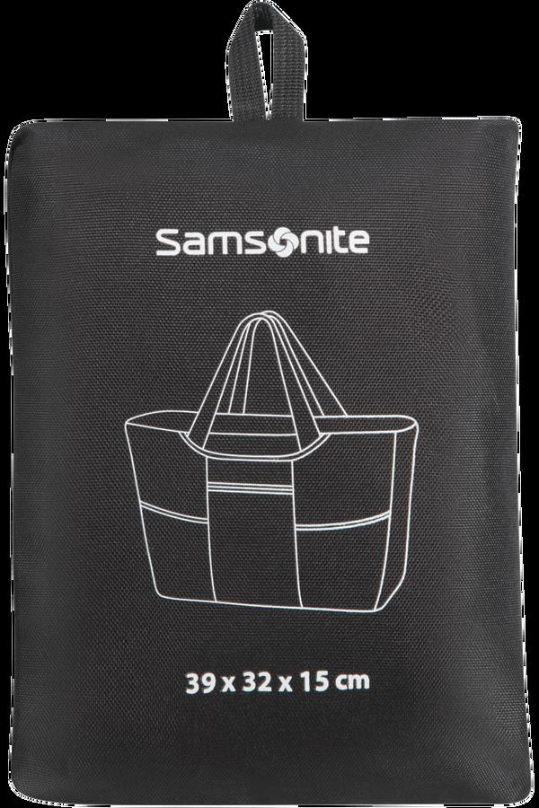 Samsonite Global Ta Foldable Shopping  Black