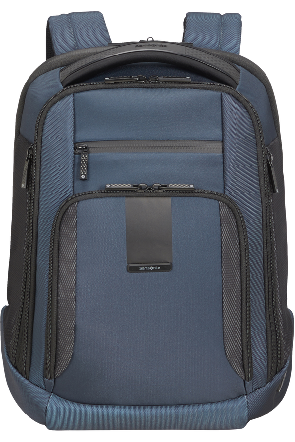 Samsonite Cityscape Evo Laptop Backpack Expandable  15.6inch Blue