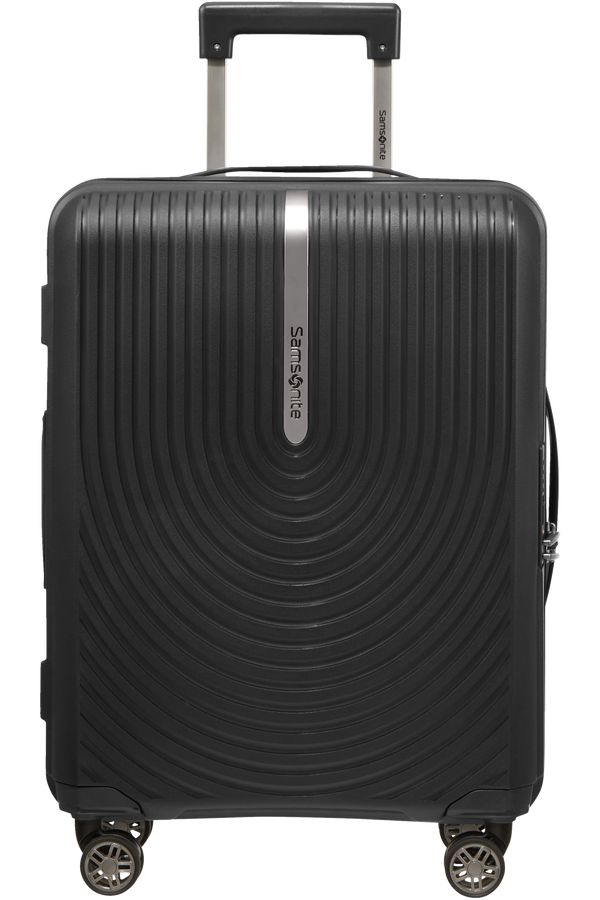 Samsonite Hi-Fi Spinner Expandable 55cm  Black