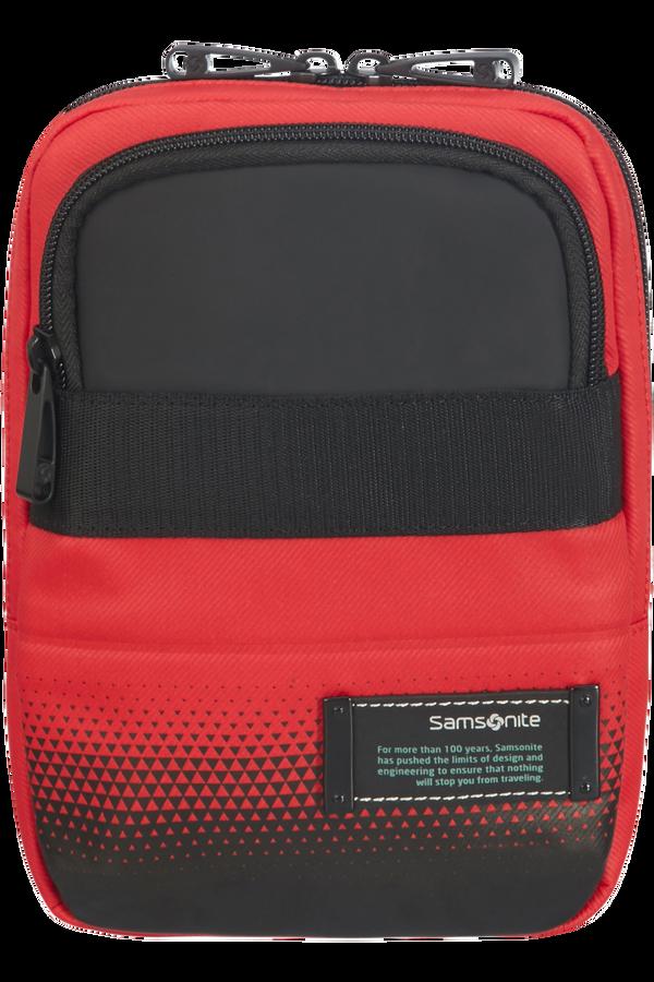 Samsonite Cityvibe 2.0 Tablet Crossover Bag S  Lava Red