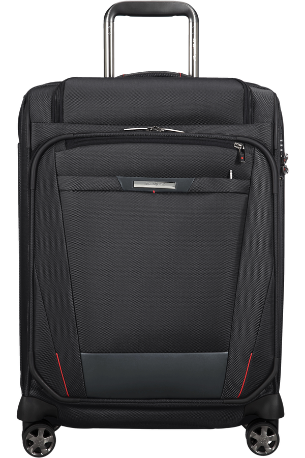 Samsonite Pro-Dlx 5 Mobile Office Spinner Quickaccess 56cm  Black