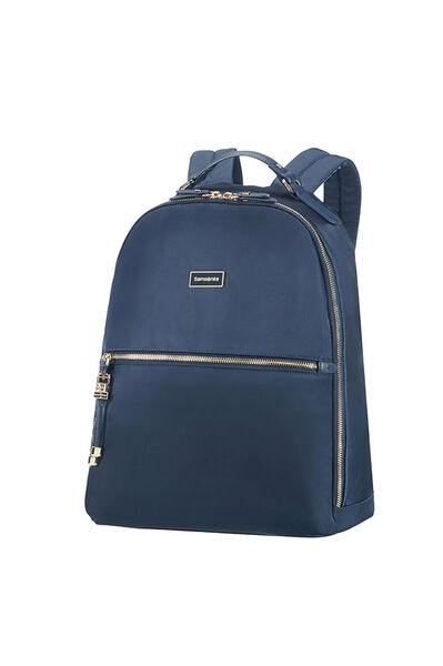 Karissa Biz Laptop Backpack Dark Navy