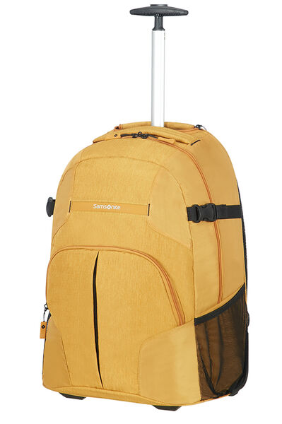 Rewind Laptop Backpack Sunset Yellow