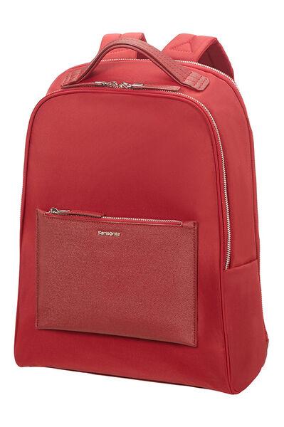 Zalia Backpack Red