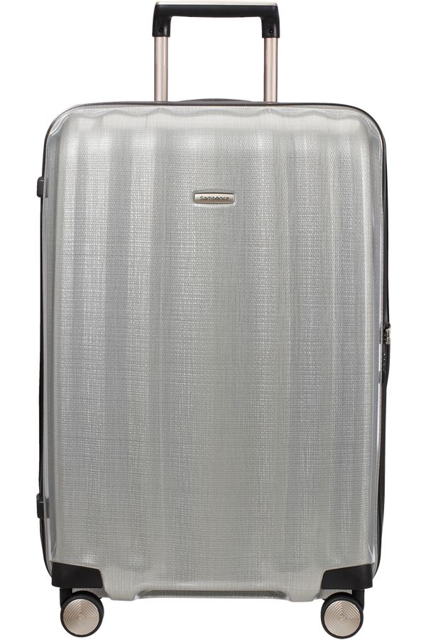 Samsonite Lite-Cube Spinner 76cm  Silver