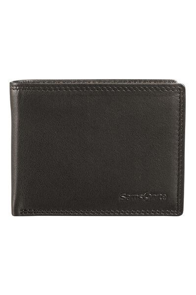 Attack Slg Wallet S Dark Brown
