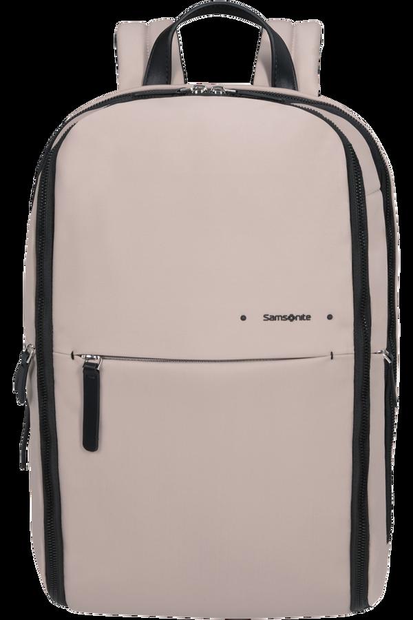 Samsonite Overnite Daytrip Backpack + SH.Comp  Stone Grey