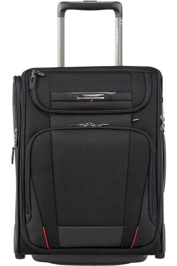 Samsonite Pro-Dlx 5 Upright Underseater USB 47cm Black