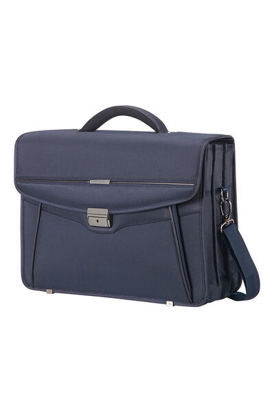 Desklite Briefcase Blue