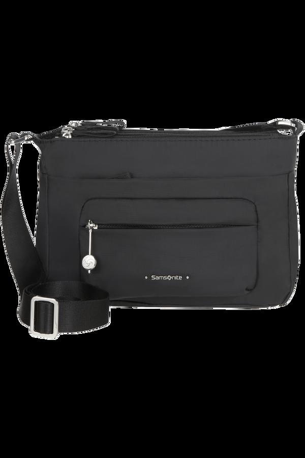 Samsonite Move 3.0 Horizontal Shoulder Bag S  Black