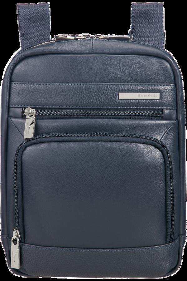 Samsonite Hip-Sunstone Crossover Bag L 10.5inch Blue