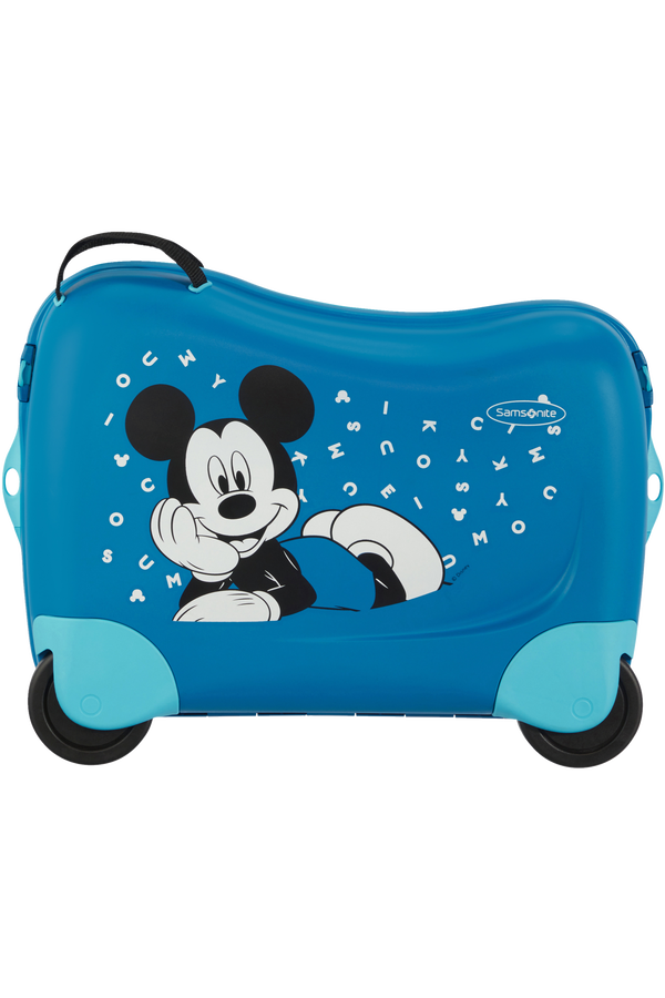 Samsonite Dream Rider Disney Suitcase Disney  Mickey Letters